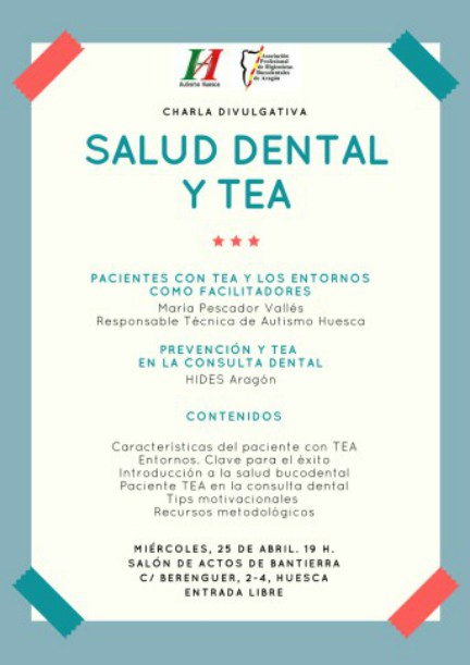 Salud bucodental personas TEA