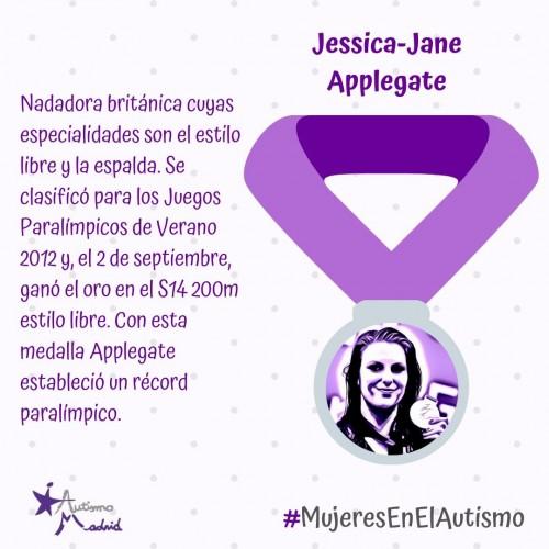 Jessica-Jane Applegate