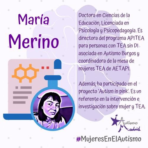 María Merino