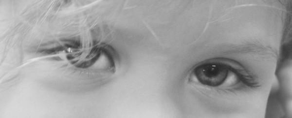 La luz de mis ojos