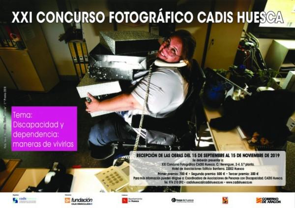 XXI Concurso fotográfico CADIS-Huesca
