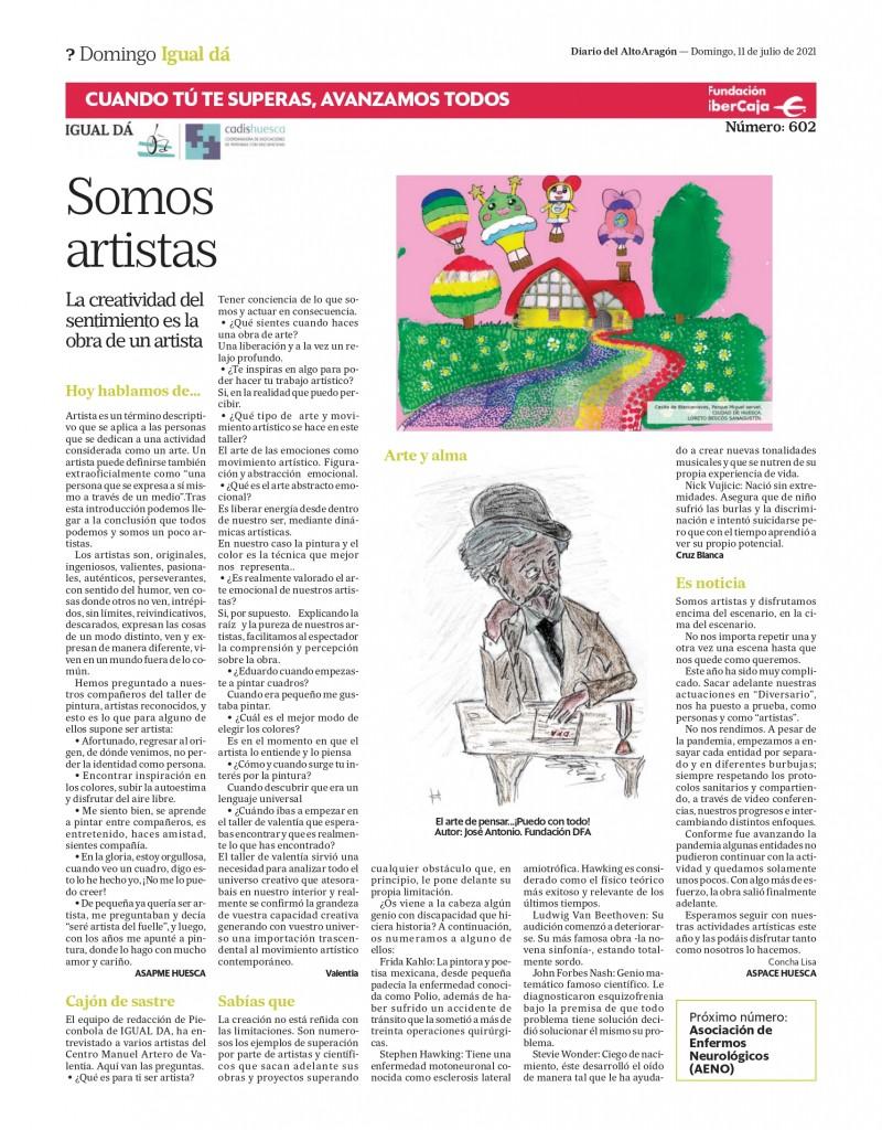 1172021 SOMOS ARTISTAS