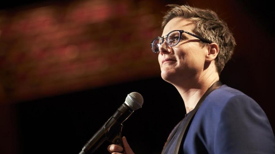 Hannah Gadsby monologuista